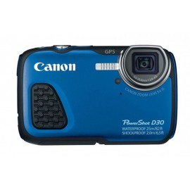 Canon D30 Waterproof