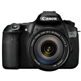 Canon EOS 60D 18-135mm IS