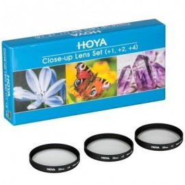 Kit Hoya Close-Up 58mm