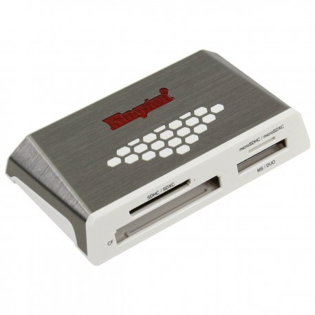 Leitor Kingston USB 3.0-frontal
