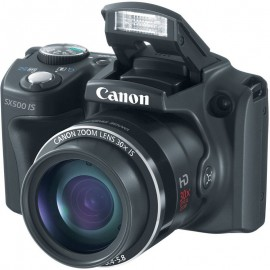 Canon PowerShot SX500 IS (Usada)