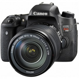 Canon T6s + 18-135mm IS STM