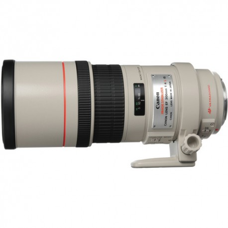 Lente Canon EF 300mm f 4L IS USM