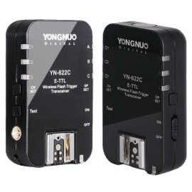 Radio Flash Yongnuo YN 622C ETTL (Canon)