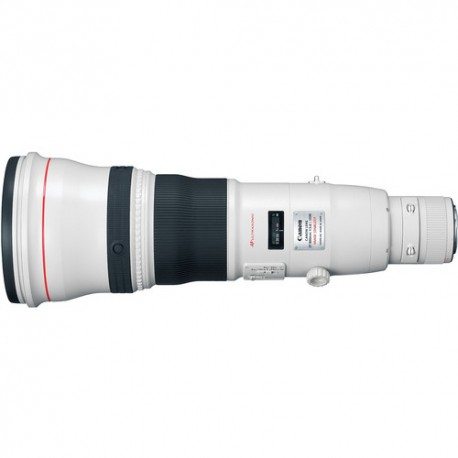 Lente Canon EF 800mm f 5.6L IS USM