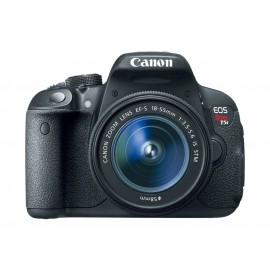 Canon EOS T5i + Lente 18 55mm IS STM