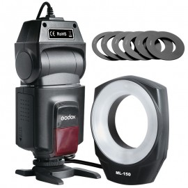 Flash Godox Macro Ring ML-150