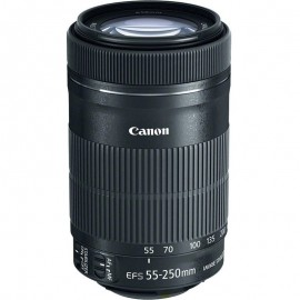Lente Canon EFS 55 250mm f 4 5.6 IS STM