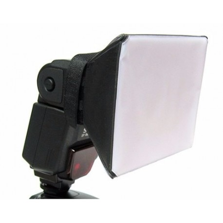 Mini Softbox para Flashes Speedlites Universal-principal