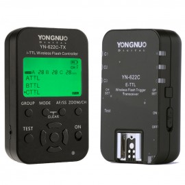 Radio Flash Yongnuo YN 622C ETTL KIT (Canon)