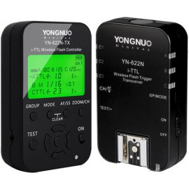 Radio Flash Yongnuo YN 622N ITTL KIT (Nikon)