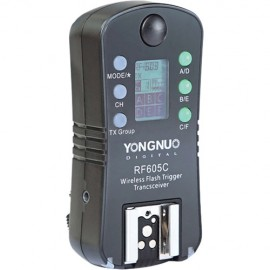 Rádio Flash Yongnuo RF 605C