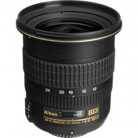 Lente Nikon AF 12 24mm f 4G IF ED AFS DX