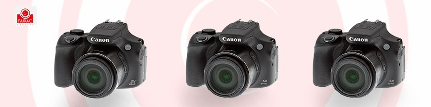 Camera Canon SX60